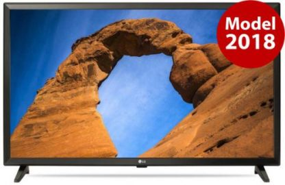 Televizor LED LG 80 (32inch) 32LK510BPLD, HD Ready, CI+