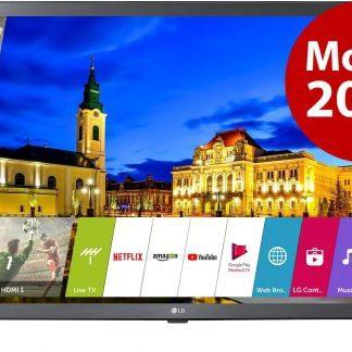 Televizor LED LG 80 (32inch) 32LK6100PLB, Full HD, Smart TV, webOS, Wi-Fi, CI+