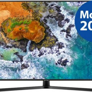 Televizor LED Samsung UE43NU7402, 109 cm (43inch), Ultra HD 4K, Smart TV, WiFi, CI+