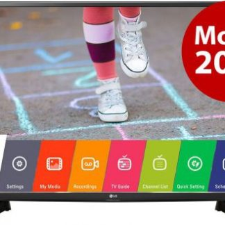 Televizor LED LG 109 (43inch) 43LK5100PLA, Full HD, CI+