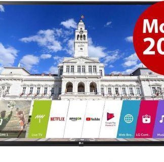 Televizor LED LG 109 (43inch) 43LK5900PLA, Full HD, Smart TV, webOS, Wi-Fi, CI+