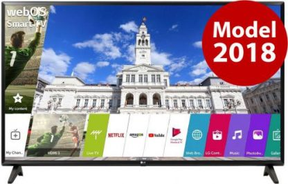 Televizor LED LG 109 (43inch) 43LK5900PLA, Full HD, Smart TV, webOS, Wi-Fi, CI+