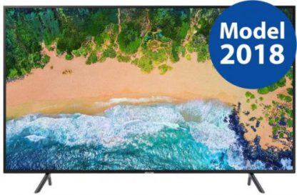 Televizor LED Samsung 125 cm (49inch) UE49NU7102KXXH, Ultra HD 4K, Smart TV, WiFi, CI+