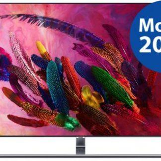 Televizor QLED Samsung 190 cm (75inch) QE75Q7FN, Ultra HD 4K, Smart TV, WiFi, CI+