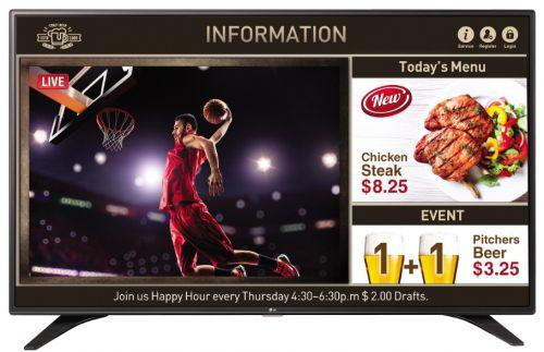 Televizor LED LG 109 cm (43inch) 43LW540S, Full HD, CI