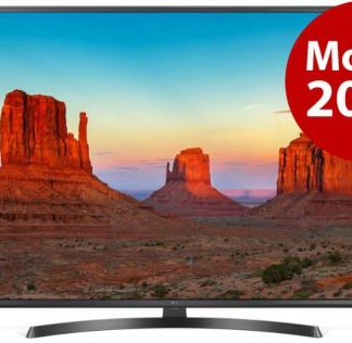 Televizor LED LG 127 cm (50inch) 50UK6470PLC, Ultra HD 4K, Smart TV, webOS, WiFi, CI+