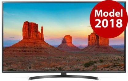 Televizor LED LG 127 cm (50inch) 50UK6470PLC, Ultra HD 4K, Smart TV, webOS, WiFi, CI+