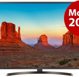 Televizor LED LG 165 cm (65inch) 65UK6400PLF, Ultra HD 4K, Smart TV, webOS 4.0, Wi-Fi, CI+