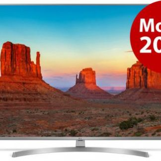 Televizor LED LG 125 cm (49inch) 49UK7550MLA, Ultra HD 4K, Smart TV, webOS 4.0, WiFi, CI+