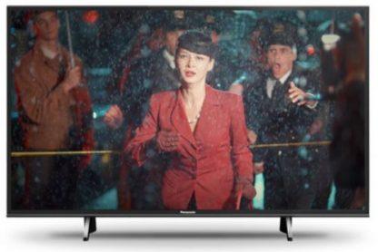 Televizor LED Panasonic 139 cm (55inch) TX-55FX600E, Ultra HD 4K, Smart TV, WiFi, CI+