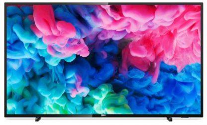 Televizor LED Philips 165 cm (65inch) 65PUS6503/12, Ultra HD 4K, Smart TV, WiFi, CI+