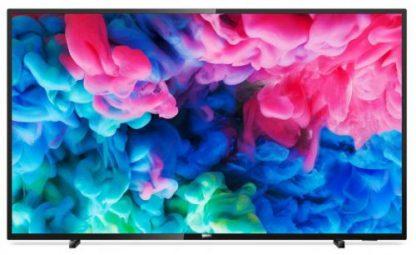 Televizor LED Philips 139 cm (55inch) 55PUS6503/12, Ultra HD 4K, Smart TV, WiFi, CI+