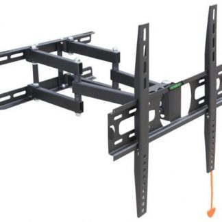 Suport Perete Libox MONACO LB-410, 23inch - 48inch, 35 kg (Negru)