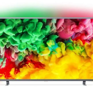Televizor LED Philips 139 cm (55inch) 55PUS6703/12, Ultra HD 4K, Smart TV, Ambilight, WiFi, CI+