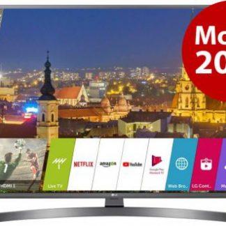 Televizor LED LG 127 (50inch) 50UK6750PLD, Ultra HD 4K, Smart TV, webOS, Wi-Fi, CI+