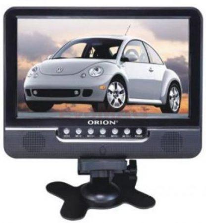 Televizor LED Orion 18 cm (7inch) PTV-711, portabil, auto