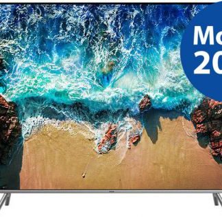 Televizor LED Samsung 208 cm (82inch) UE82NU8002TXXH, Ultra HD 4K, Smart TV, WiFi, CI+