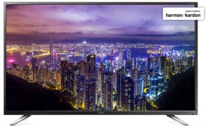 Televizor LED Sharp 101 cm (40inch) LC40CFG4042E, Full HD (1920 x 1080), CI+
