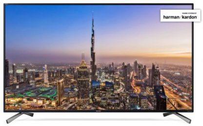 Televizor LED Sharp 125 cm (49inch) LC-49UI8652E, Ultra HD 4K, Smart TV, WiFi, Bluetooth, CI+