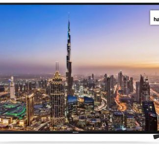 Televizor LED Sharp 109 cm (43inch) LC-43UI8652E, Ultra HD 4K, Smart TV, WiFi, Bluetooth, CI+