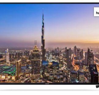 Televizor LED Sharp 139 cm (55inch) LC-55UI8652E, Ultra HD 4K, Smart TV, WiFi, Bluetooth, CI+