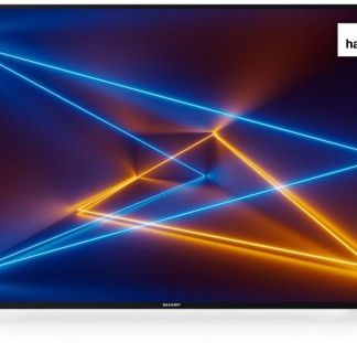 Televizor LED Sharp 125 cm (49inch) LC-49UI7252E, Ultra HD 4K, Smart TV, WiFi, CI+