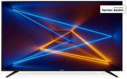 Televizor LED Sharp 125 cm (49inch) LC-49UI7252E, Ultra HD 4K, Smart TV, WiFi, CI+