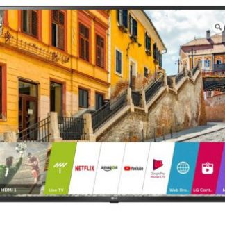 Televizor LED LG 139 cm (55inch) 55UK6200PLA, Ultra HD 4K, Smart TV, WiFi, CI+