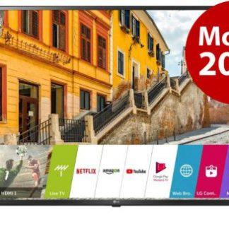 Televizor LED LG 125 cm (49inch) 49UK6200PLA, Ultra HD 4K, Smart TV, WiFi, CI+