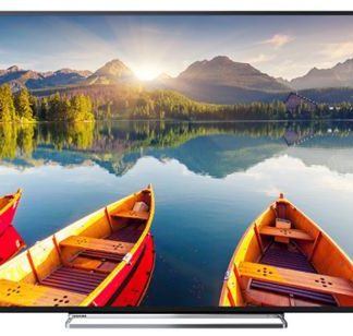 Televizor LED Toshiba 125 cm (49inch) 49U6863DG, Ultra HD 4K, Smart TV, WiFi, Bluetooth, CI+