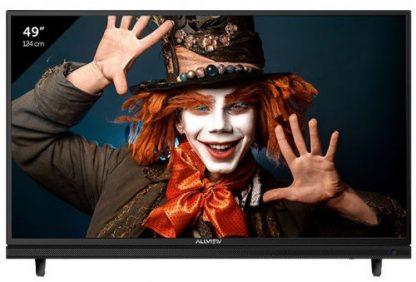 Televizor LED Allview 125 cm (49inch) 49ATC5000-U, Ultra HD 4K, Soundbar Incorporat, CI+