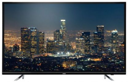 Televizor LED UTOK 139 cm (55inch) U55UHD1, Ultra HD 4K, Smart TV, WiFi, CI+