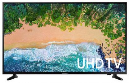 Televizor LED Samsung 109 cm (43inch) UE43NU7092UXXH, Ultra HD 4K, Smart TV, WiFi, CI+
