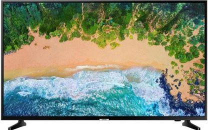 Televizor LED Samsung 139 cm (55inch) UE55NU7093UXXH, Ultra HD 4K, Smart TV, WiFi, CI+