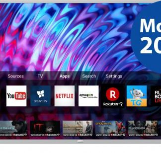 Televizor LED Philips 80 cm (32inch) 32PFS5823/12, Full HD, Smart TV, WiFi, CI+