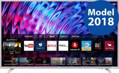 Televizor LED Philips 80 cm (32inch) 32PFS5823/12, Full HD, Smart TV, WiFi, CI+