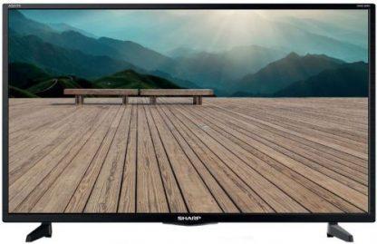 Televizor LED Sharp 101 cm (40inch) LC-40FI5122E, Full HD, Smart TV, WiFI, CI+