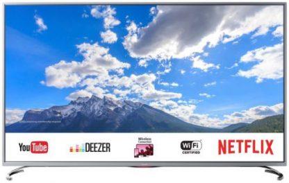 Televizor LED Sharp 139 cm (55inch) LC-55UI8762ES, Ultra HD 4K, Smart TV, WiFi, CI+