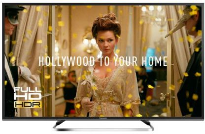 Televizor LED Panasonic 125 cm (49inch) TX-49FS500E, Full HD, Smart TV, WiFi, CI+