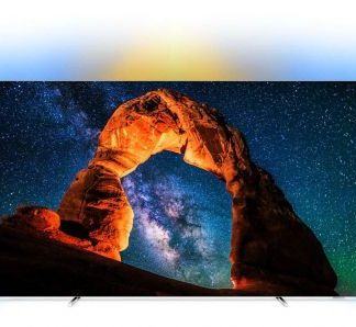 Televizor OLED Philips 139 cm (55inch) 55OLED803/12, Ultra HD 4K, Smart TV, WiFi, CI+