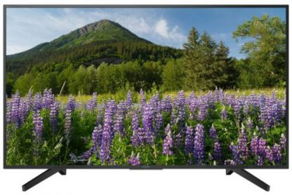 Televizor LED Sony 139 cm (55inch) KD55XF7096BAEP, Ultra HD 4K, Smart TV, WiFi, CI+