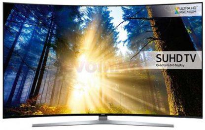 Televizor LED Samsung 165 cm (65inch) UE65KS9502, Ultra HD 4K, Smart TV, Ecran curbat, WiFi, CI+