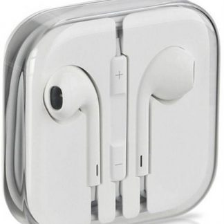 Casti Apple cu microfon EarPods md827zm/a, Bulk (Alb)