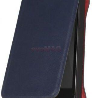 Husa Flap Cygnett Regatta CY0864CPLAV pentru iPhone 5/5S (Albastra)