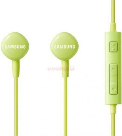 Casti Stereo Samsung HS1303, Jack 3.5mm, Microfon (Verde)