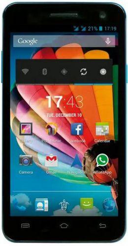 Telefon mobil Mediacom PhonePad Duo S501, Procesor Quad-Core MTK6582M 1.3GHz, IPS LCD capacitive touchscreen 5inch, 1GB RAM, 8GB Flash, Wi-Fi, 3G, Dual Sim (Albastru)