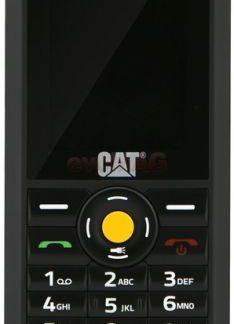 Telefon Mobil CAT B30, TFT 2inch, Bluetooth, 3G, Dual Sim, Rezistent la apa si praf (Negru)