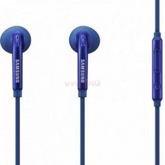 Casti cu microfon Samsung EO-EG920BLEGWW, Comanda cu 3 taste, Jack 3.5mm (Albastru)