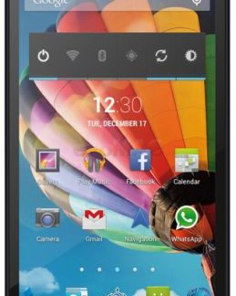 Telefon mobil Mediacom PhonePad Duo X500U, Procesor Quad-Core MediaTek MTK6582 1.3GHz, IPS LCD Capacitive touchscreen 5inch, 1GB RAM, 16GB Flash, 8MP, Wi-Fi, 3G, Dual Sim (Albastru)