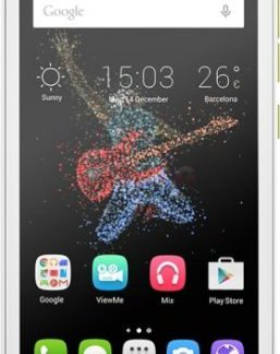 Telefon Mobil Alcatel Go Play, Procesor Quad-Core 1.2GHz, IPS HD Capacitive touchscreen 5inch, 1GB RAM, 8GB Flash, 8MP, Wi-Fi, 4G, Android (Alb/Verde)